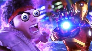 Honest Trailers: Marvel vs Capcom  Infinite