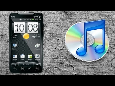 Video: Sync Android with iTunes