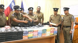 7 arrested over Rs. 3.2 bn cocaine haul