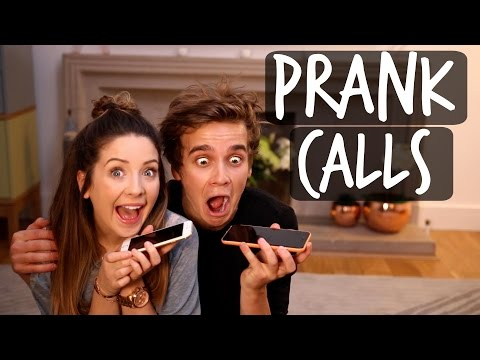THE SUGG SIBLINGS PRANK CALL SOME FRIENDS �Zoe's video - https://www.youtube.com/watch?v=VVHsBPd_ZRk&feature=youtu.be �Zoe's Channel ...