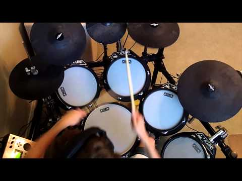 Black Veil Brides - In The End [drum Cover] Hd video