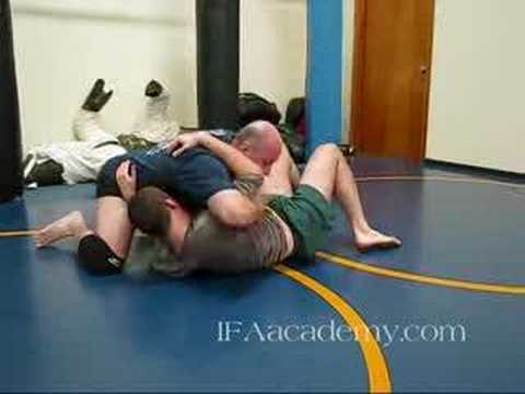 IFAacademy.com - Austin, TX - Submission Grappling Flow 02 Image 1