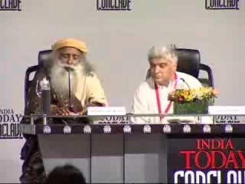 Sadhguru Jaggi Vasudev Speech At India Today Conclave 2008 - Part3 video