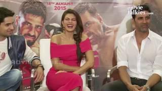 UNCUT: Brothers Movie 2015 Promotions |  Akshay Kumar, Sidharth Malhotra, Jacqueline Fernandez