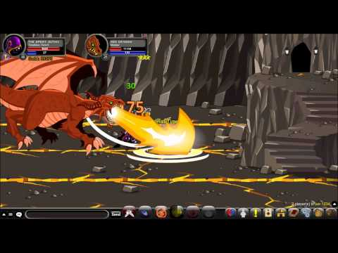 Kingkiller2013 - AQW TimeKiller Class With Enhancements