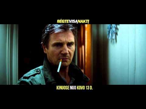 BĖGTE VISĄ NAKTĮ - Liam Neeson prieš Ed Haris: kuris liks gyvas? Tik kinuose nuo kovo 13 d.