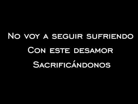 Lali Esposito - Desamor Letra