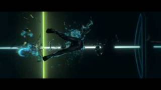 High-Quality 'Tron: Legacy' Visual Effects Concept Test Video