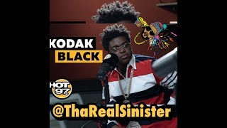 #KodakBlack #EbroInTheMorning Interview #PARODY [VIDEO]