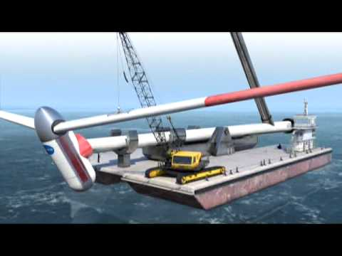 Offshore Wind Turbine Installation