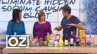 Dr Oz Shares Foods That Banish Bloat