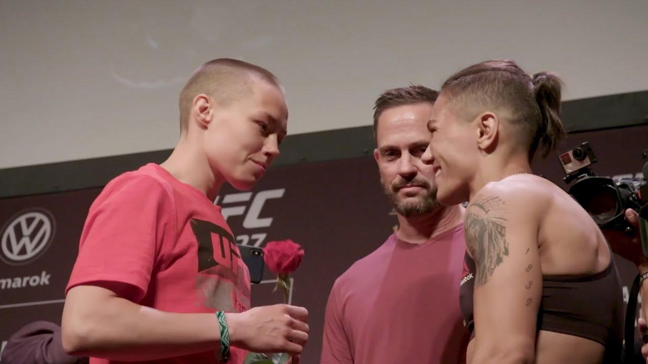 UFC 237׃ Обзор церемонии взвешивания