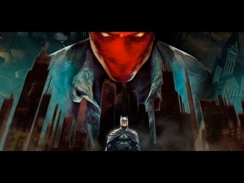 Batman Under The Red Hood Tribute AMV
