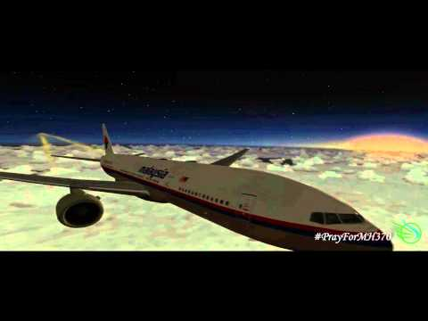 FSX Movie - Come Home Safe MH370