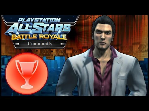 ★PlayStation All-Stars: Tournament Yakuza Cup (Commentary) (PS3)