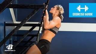 How To Do A Burpee Pull-Up | Exercise Guide