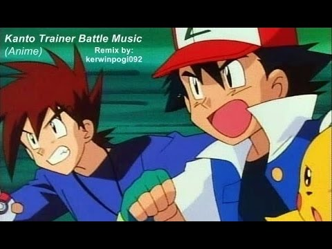 download lagu Kanto Trainer Battle  Anime Kerwinpogi092 Remix gratis