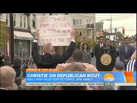RGA Chairman Chris Christie on NBC's Today Show