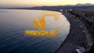 nice (france) beaches plages - Opera House & Night at Place Massena
