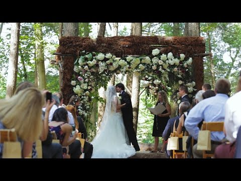 Virginia Wedding Cinematographer   Brianna + Matt's Enchanted Forest Wedding