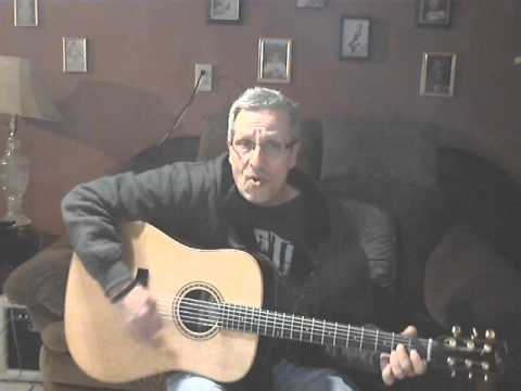 Prop Me Up Beside The Jukebox - Joe Diffie (Acoustic Cover)