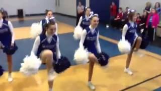 Katy Cheering 2013 Championship Game Stand Up Cheer