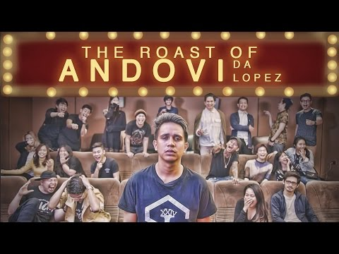 THE ROAST OF ANDOVI DA LOPEZ | PENGHINAAN ANDOVI DA LOPEZ