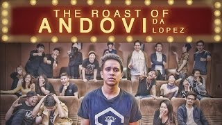 The Roast Of Andovi Da Lopez  Penghinaan Andovi Da Lopez