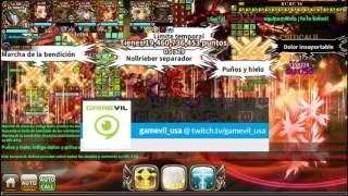 Dragon Blaze - World Boss Shariet 21.900 millones - 16/04/2017