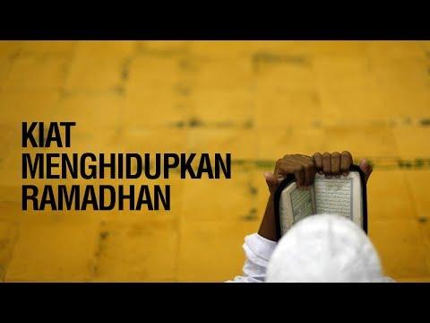 Kiat Menghidupkan Ramadhan - Ustadz Khairullah Anwar Luthfi