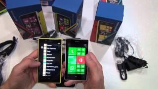 ГаджеТы: сравнение моделей Nokia Lumia 520, Nokia Lumia 620, Nokia Lumia 720
