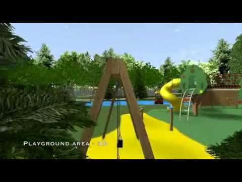 Playground Legnolandia 3D view