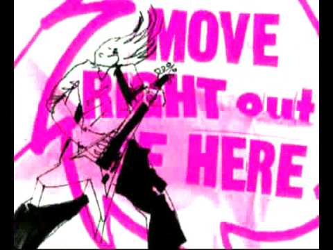 The Hellacopters - Move Right Out Of Here
