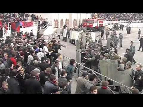 Елец - ЦСКА. 2003