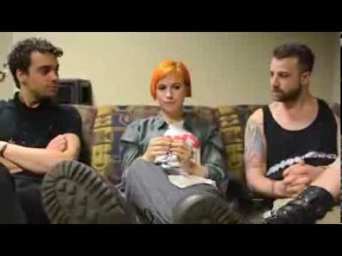 Paramore Talk Touring, Love Songs & Tattoos In 102 Jamz Interview video