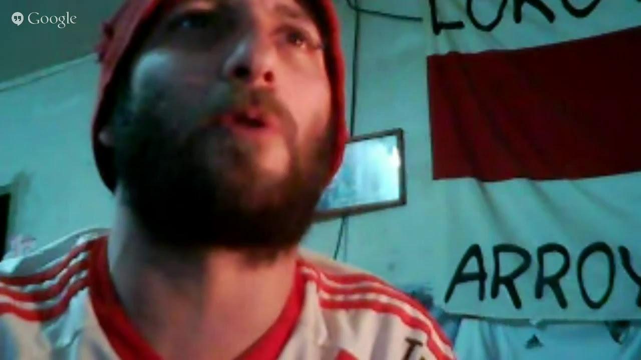 Previa Tigres vs RIVER -VIVO- DESDE EL HINCHA- Final Libertadores Ida