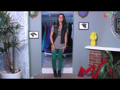 Pantalones de colores: ¿cómo combinarlos?