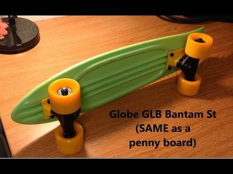 REVIEW: Watch this BEFORE buying a Penny Board! (GLB bantam st skateboard)