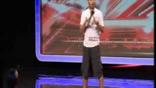 The X Factor 2009 - Danyl Johnson - Audition 1 (FULL VERSION)