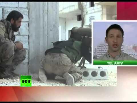 Запад поддерживает коалицию сирийской оппозиции