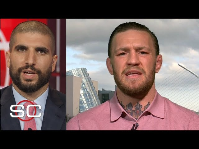 Conor McGregor is eager to return to the UFC: Exclusive interview with Ariel Helwani | SportsCenter thumbnail