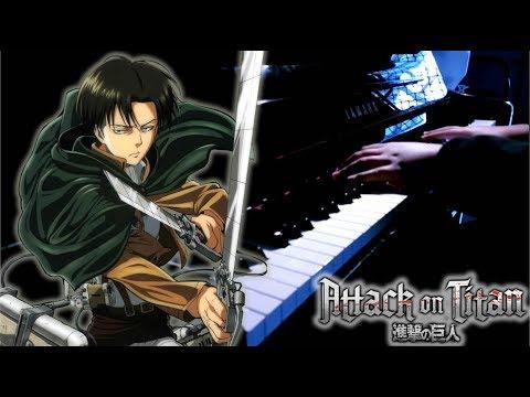 """[Attack On Titan Season 3 OP 1] """"Red Swan"""" - YOSHIKI Ft. HYDE (Piano)"""