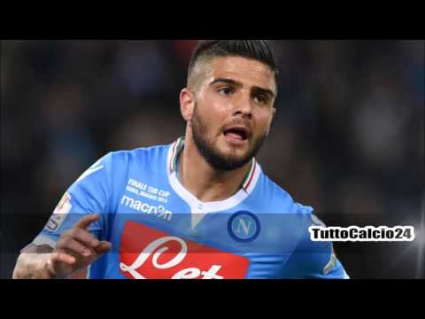 Napoli-Fiorentina 2-1 - Lorenzo Insigne gol 2015/2016