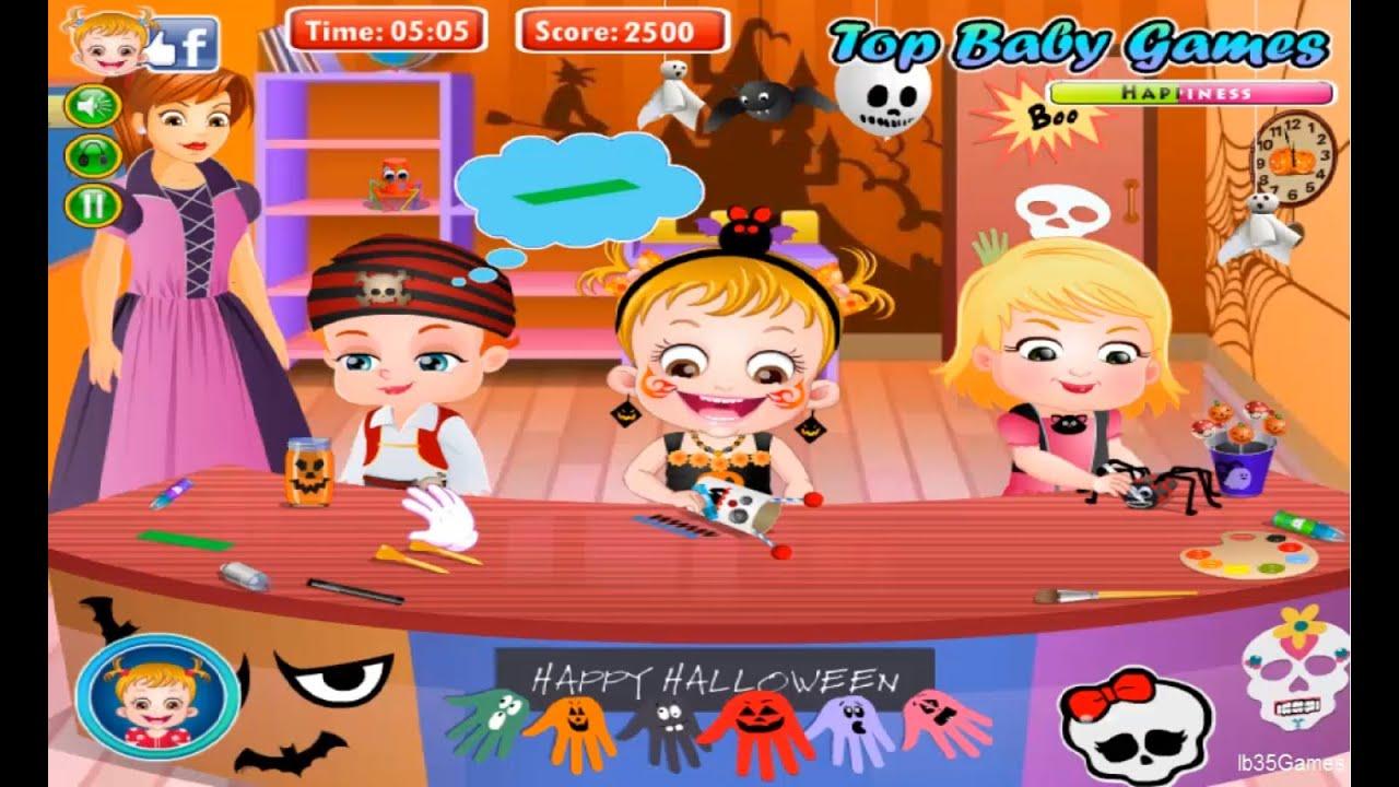 Baby Hazel Halloween Crafts-Baby Hazel- Best Baby Games ...
