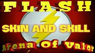 AOV 2 Skin The Flash