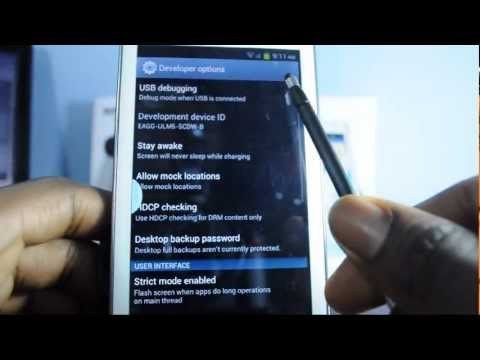 How to Root the Goophone N2 or other MT6577 Devices (Samsung Galaxy Note 2 Clone)