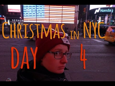 New York / daily VLOG #4 / visiting Harlem and other fun places IN ENGLISH