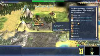 Let's Stream Sid Meier's Civilization IV: Beyond the Sword with Mah-Dry-Bread Part 1