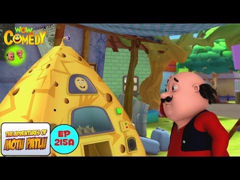 Samosa Vending Machine - Motu Patlu in Hindi - 3D Animated cartoon series for kids - As on Nick thumbnail