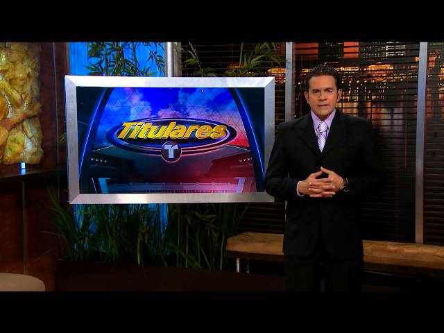 Titulares Telemundo | Toluca sigue mejorando | Telemundo